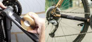 bike frame protection