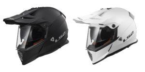 dual-sport helmets